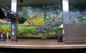 Mosaic Tiles for Home Design Idea