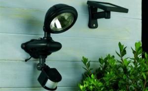 Solar Motion Sensor Light as the Excellent Device
