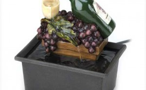 Tabletop Fountains for Better Look on Your Indoor Table