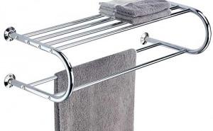 towel rack in various designs