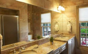 Bathroom Granite Countertops Installation and Cleaning