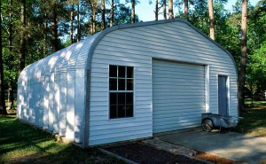 Steel Storage Shed Benefits