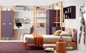 Teenager Bedroom Basic Design