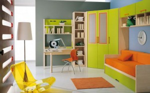 Design Comfortable Learning Room for Children
