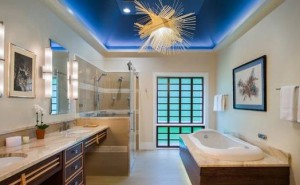 Bathroom Lighting and Security Risk