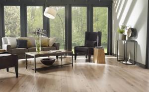 Wooden Floor for Beautiful Home