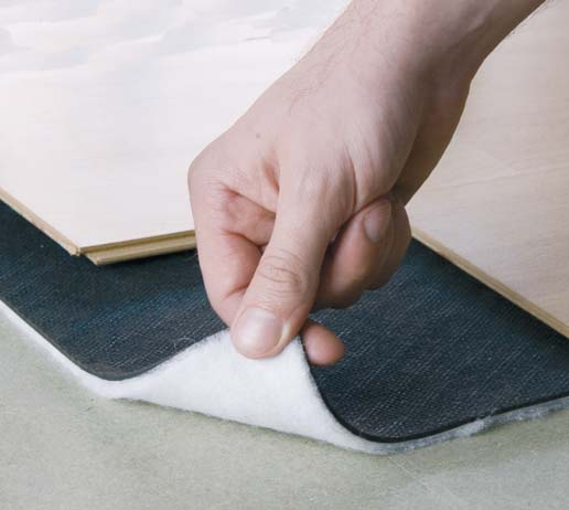 Acoustic Underlay to Create a Quieter Room in Your House