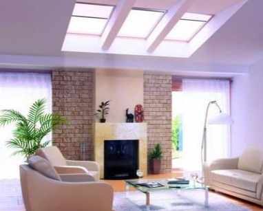 Placing skylights in the right position