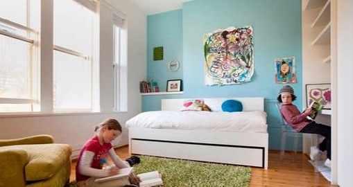 Cool Color for Kids Bedroom Designs