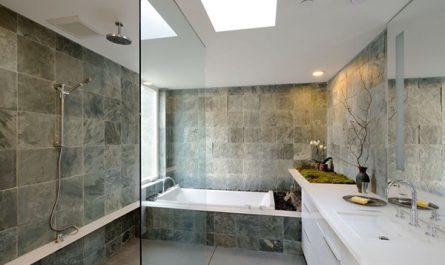 bathroom concept and improvement