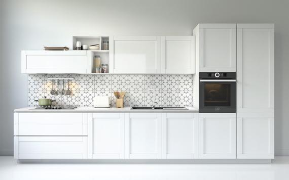 12 Supreme Kitchen Backsplash Ideas for Dark Cabinets